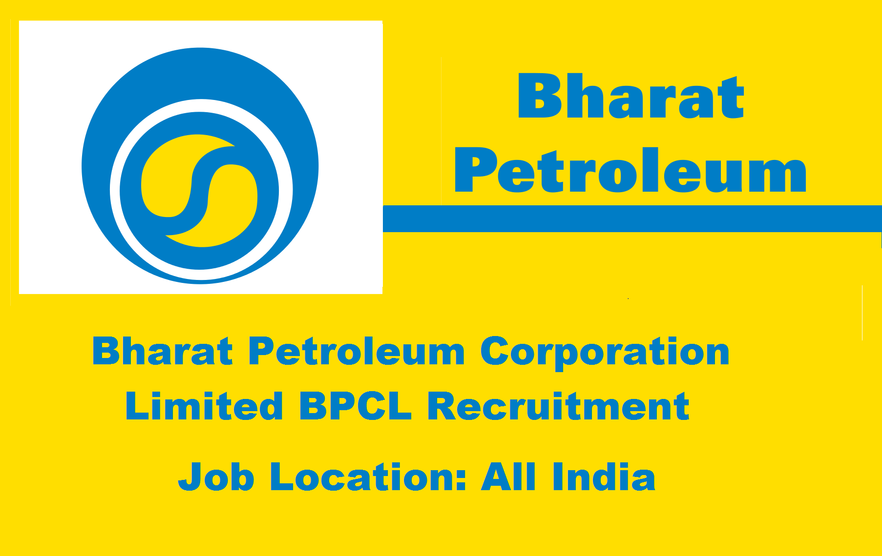 Bharat Petroleum selection procedure